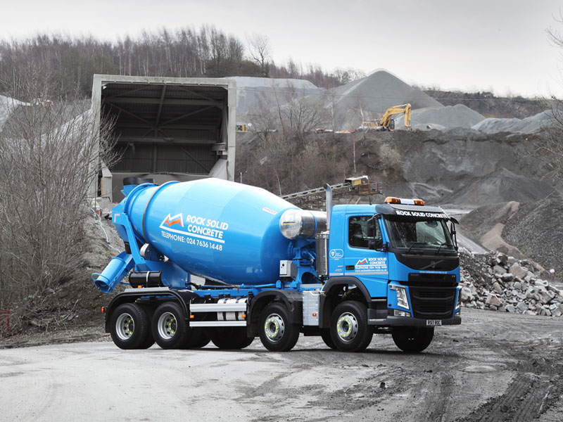 Rock Solid Concrete >> About Truck Rock Solid Concrete